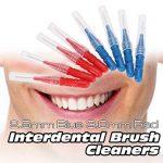 50pcs Dentaire Orthodontique Soins Oraux Brosse Interdentaire Cure-Dents Entre Les Dents Brosse Kit de la marque ULTNICE image 4 produit