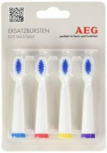 AEG 599987 5663/5664 Embouts de brosse à dents électrique de la marque AEG image 0 produit