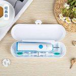 Airven Portable Boîte de brosse à dents électrique de voyage Safe Coque pour Oral-B Phillips et 5600Blanc de la marque Airven image 1 produit