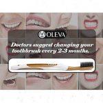 AOLEVA Brosse à Dents Manuelles Brins Souples 5 Pièces Couleur Aléatoire de la marque AOLEVA image 3 produit
