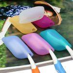BESTOMZ 6pcs Etui de protection de la tête de Brosse à dent en Silicone Anti-poussière-Portable-Antibiose pour Voyage Camping de la marque BESTOMZ image 3 produit