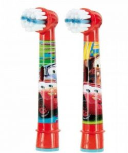 Braun Oral-B Stages Power Kids Replacement Brush Heads Disney Cars 2 Pack de la marque Oral-B image 0 produit