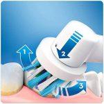 Braun Oral-B Vitality Brosse à dents vibrante adulte Bleu, Blanc–Brosse à dents électrique (Batterie, intégré, 1pièce (s), 1pièce (s)) de la marque Braun image 2 produit