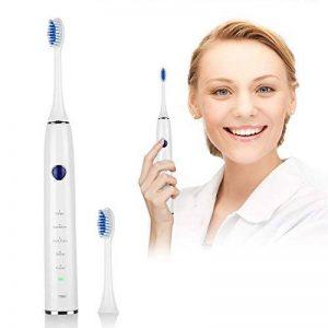 brosse à dent électrique waterproof TOP 6 image 0 produit