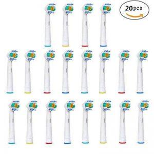 brosse advance power pro 3d white TOP 4 image 0 produit
