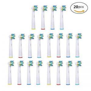 brosse advance power pro 3d white TOP 5 image 0 produit