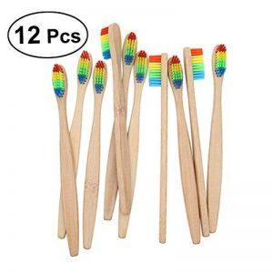 brosse à dent en bois TOP 12 image 0 produit