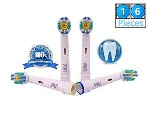 brosse à dent électrique haut de gamme TOP 1 image 0 produit