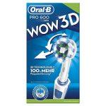 brosse à dent électrique pro 600 crossaction TOP 0 image 3 produit
