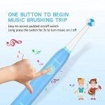brosse à dent électrique étanche TOP 6 image 2 produit