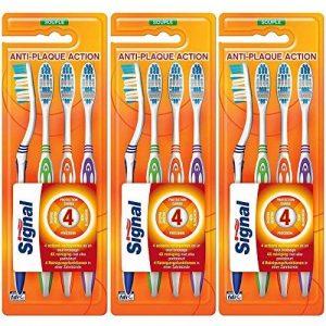 brosse à dent souple TOP 2 image 0 produit