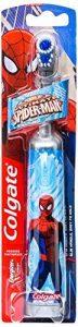 Brosse à dents Colgate Motion Kids SPIDERMAN de la marque Colgate image 0 produit