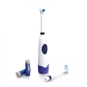 Brosse à dents électrique + 2 recharges de la marque Générique image 0 produit