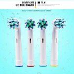 brosse à dents électrique advance power pro trizone TOP 9 image 4 produit
