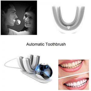 Brosse à dents électrique,Kinut brosses à dents électriques à ultrasons sonique rechargeable nouvelle automatique(A01) de la marque Kinut image 0 produit