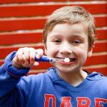 Brosse à dents électrique Sonic 360 LED pour les enfants de 3-8 ans (Bleu) de la marque ReDISEN image 3 produit