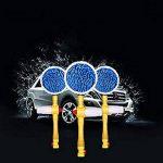 Brosse Rotative De Lavage De Voiture avec L'outil De Nettoyage À La Maison De Nettoyeur De Fenêtre d'eau De Pulvérisateur De Réservoir De Savon de la marque MYW EZ image 3 produit