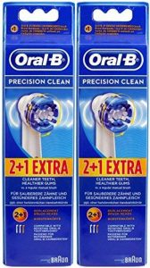 brossette braun oral b précision clean TOP 4 image 0 produit