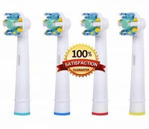 brossette clean action TOP 8 image 0 produit