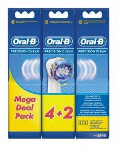 brossette oral b précision clean TOP 5 image 0 produit