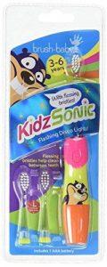 Brush Baby Brosse à dents électrique sonique pour enfant Rose de la marque Brush baby image 0 produit