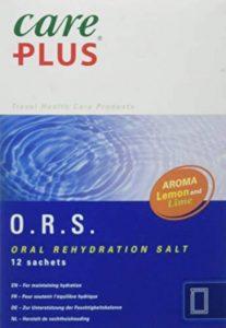 Care Plus O.R.S. Oral Rehydration Salt Complément Alimentaire de la marque Care-Plus image 0 produit