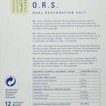 Care Plus O.R.S. Oral Rehydration Salt Complément Alimentaire de la marque Care-Plus image 1 produit