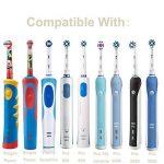 Case Voyage Poketech pour les brosses à dents électriques Oral-B 1 pièce à main et 2 brosse Premium - Blanc de la marque Poketech image 4 produit