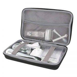 Co2CREA Housse de transport universelle pour voyage de famille / d'affaires Purpose pour Oral-B Rasoir de bain Braun Philips Brosse à dents électrique de la marque co2CREA image 0 produit