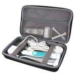 Co2CREA Housse de transport universelle pour voyage de famille / d'affaires Purpose pour Oral-B Rasoir de bain Braun Philips Brosse à dents électrique de la marque co2CREA image 3 produit
