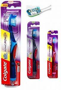 Colgate 360 Surround Advanced Sonic Power Electric Battery Toothbrush Medium de la marque Colgate image 0 produit