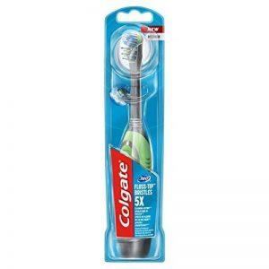Colgate - Brosse à Dents à Piles 360° - couleur aléatoire de la marque Colgate image 0 produit