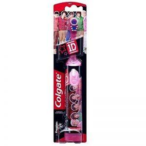 """Colgate Brosse à dents à piles """"One Direction"""" de la marque Colgate image 0 produit"""