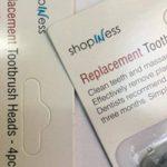 Compatibles Oral B - Lot de 8 têtes de remplacement pour brosse à dents électrique Oral B Trizone de la marque ShopINess image 3 produit