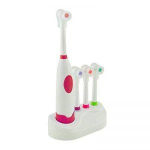 Denshine New Electric automatique Brosse à dents Soins dentaires Avec 3 Remplacement kit tête de brosse de la marque Denshine image 0 produit
