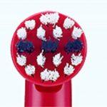 Dr. KAO® Lot de 4têtes de brosse à dents avec 2têtes pour enfants Têtes de brosse à dents pour enfants fabriqués avec une meilleure qualité Dupont Nylon Têtes de brosse à dents électrique pour enfant Standard pour Oral B Têtes de brosse à dents électriq image 3 produit