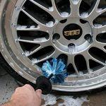 EZ Detail Brushes EZBL EZ Brosse de Nettoyage pour Roue en Alliage de Voiture et Moto de la marque EZ Detail Brushes image 2 produit