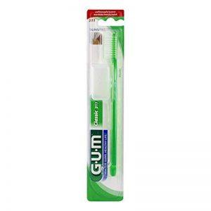 G.U.M - Brosse à dents classic souple slender-311 de la marque Gum image 0 produit