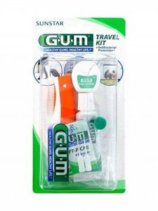 G.U.M - Brosse à dents travelkit voyage 156 de la marque Gum image 0 produit