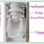 iLifeTech Distributeur de dentifrice automatique et support à brosses à dents set de la marque iLifeTech image 4 produit