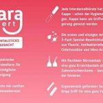 Interdentaires Brosse Rose de Mara Expert | 0,4mm ISO 0Extra Fine–Brossettes interdentaires–Brosses pour dents–Complément de soins dentaires de la marque MARA EXPERT image 3 produit
