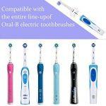 IWOTOU Brossettes de Rechange pour Oral-B, têtes de brosse à dents souples compatible avec Oral B, lot de 12, brossette sensitive clean de la marque IWOTOU image 3 produit