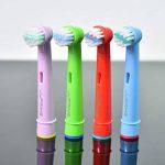 JJPRIME – Brosse à dents électrique têtes de remplacement compatibilité Braun Oral B 8pcs (Enfants) de la marque JJPRIME image 3 produit