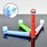 JJPRIME – Brosse à dents électrique têtes de remplacement compatibilité Braun Oral B 8pcs (Enfants) de la marque JJPRIME image 4 produit