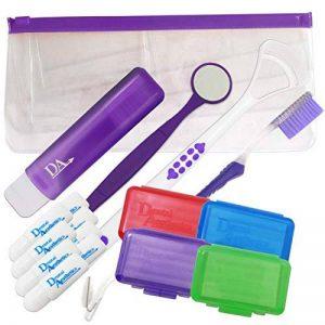 Kit de démarrage pour appareils orthodontiques ~ Brosse à dents orthodontique, cire de la marque Dental Aesthetics image 0 produit