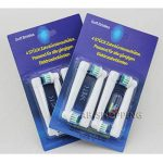 Lot de 20têtes de brosse à dents électrique pour Sb17a () Oral-B Triumph Professional Care Vitality Advance Power Plak Control Pro Health de la marque PENVEAT image 3 produit