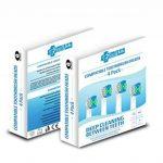 lot de 8 recharges pour brosse a dents oral B / Couverture hygiénique incluse de la marque Carolina Meyer ® image 2 produit