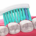 Lot de 8 têtes de brosses à dents pour tous les modèles Philips SoniCare Compatible avec les brosses à dents électriques rechargeables DiamondClean/FlexCare Platinium/FlexCare+/HealthyWhite/EasyClean-8pcs de la marque KrikTech® image 4 produit