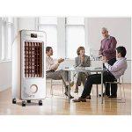 LZ Ventilateur portatif/de climatiseur,refroidisseurs évaporatifs/humidificateur/avec 4 Roues universelLZs/Type Froid simpLZ/siLZncieux de la marque LZ Air conditioning fan image 1 produit