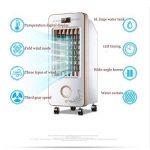 LZ Ventilateur portatif/de climatiseur,refroidisseurs évaporatifs/humidificateur/avec 4 Roues universelLZs/Type Froid simpLZ/siLZncieux de la marque LZ Air conditioning fan image 4 produit